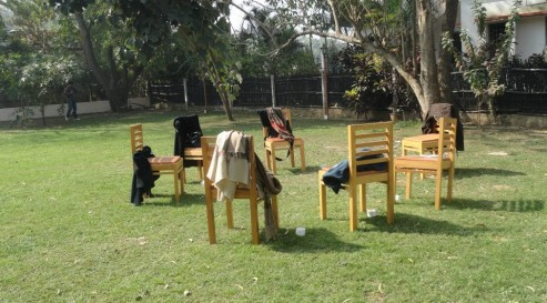 Sampurna 2 - the loser's chairs