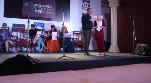 Sampurna - Binayak and Kathryn read 'Honeymoon'