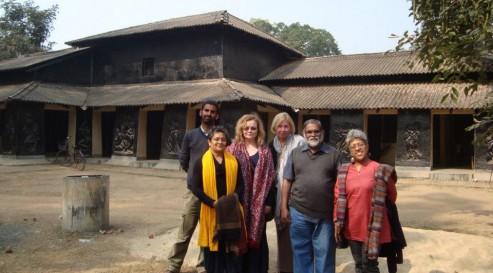 at the translation workshop Kolkata with Siva Kumar - Sampurna