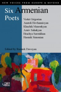 Six Armenian Poets front cover