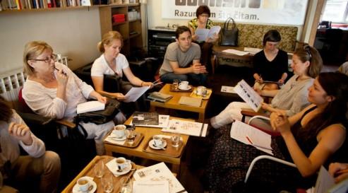 FESS2011 round table by Martina Kenji