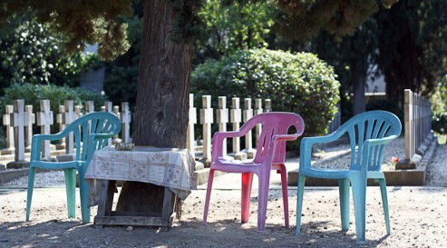 Chairs - by Owen Martell