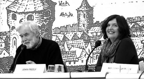 John & Maureen Freely_Istanbul Book Fair 2010
