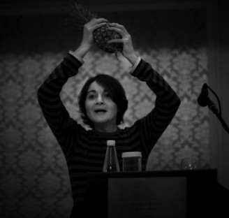Mima Simic performing in Istanbul forWord Express 2009
