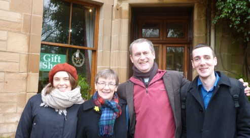 Cambo/StAnza poetry translation workshop