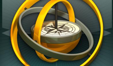 Gimbal Icon