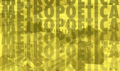 Metropoetica book cover