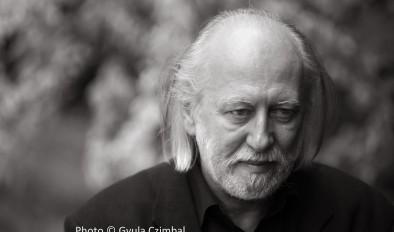 Laszlo Krasznahorkai by Gyula Czimbal