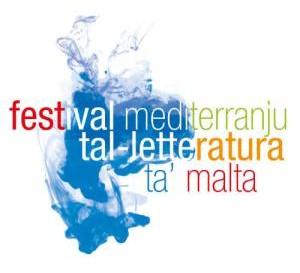 Malta Mediterranean Literature Festival logo