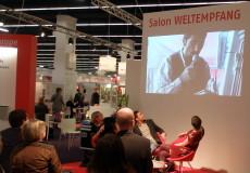 LAF panel debate at the Weltempfang Frankfurt Book Fair 2011