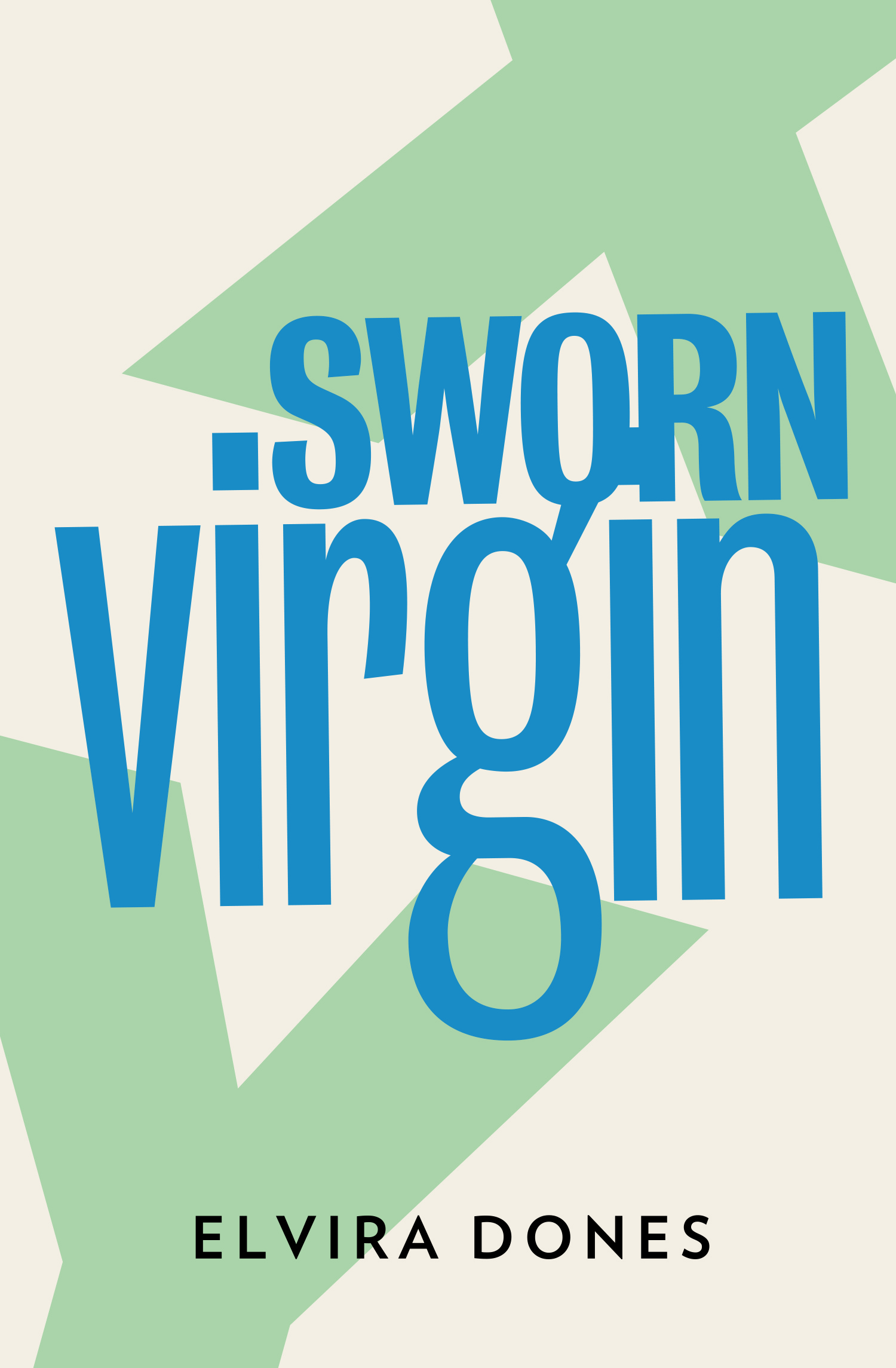 Sworn Virgin Cover