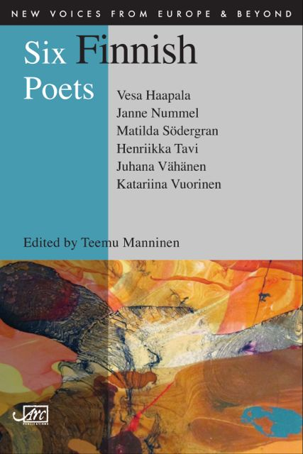 Six Finnish Poets front cover