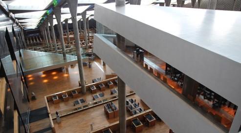 Bibliotheca Alexandrina © LCB