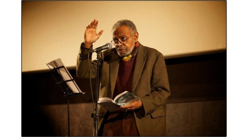 amiri baraka_elfi_sverdrup Oslo International Poetry Festival