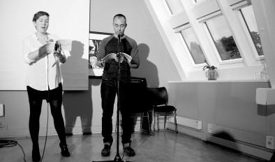 Oslo International Poetry Festival 2014