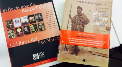 Books from Basque country 2014 1
