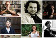 Malta Lit Fest 2015 writers