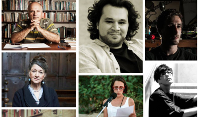 Malta Lit Fest 2015 writers