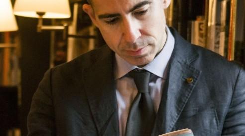 David Lopez-del Amo, Director of Sinicus literary agency in China. David Lopez-del Amo, Director of Sinicus literary agency in China. © Xavier Manhin