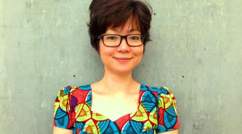 Erica Jarnes from English PEN