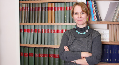 Susan Curtis-Kojakovic, founding Director of Istros Books