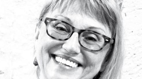 Alexandra Büchler Director, Literature Across Frontiers. © Virginia Monteforte