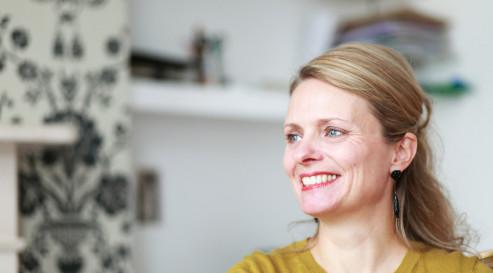 Meike Ziervogel, founder of Peirene Press