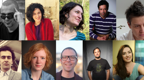 Ten New Voices from Europe