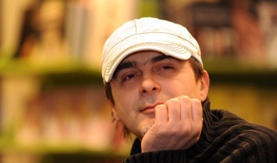 Zoran Pilić - a novelist and short story writer from Croatia