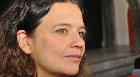 Cristina Fuentes La Roche, Hay Festival