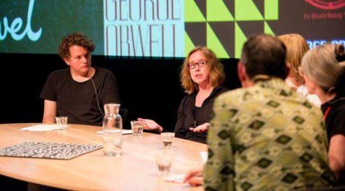 Newspeak at Poetry International 2016